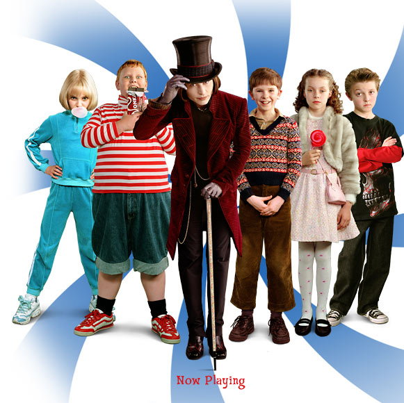 charlie and chocolate factory. Charlie And The Chocolate